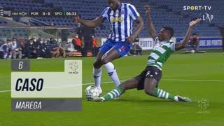 FC Porto, Caso, Marega aos 6'