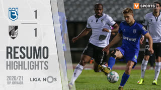 I Liga (18ªJ): Resumo Belenenses SAD 1-1 Vitória SC