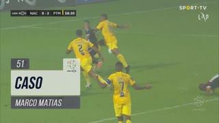 CD Nacional, Caso, Marco Matias aos 51'