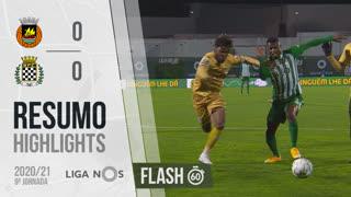 Liga NOS (9ªJ): Resumo Flash Rio Ave FC 0-0 Boavista FC