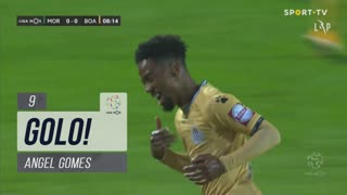GOLO! Boavista FC, Angel Gomes aos 9', Moreirense FC 0-1 Boavista FC