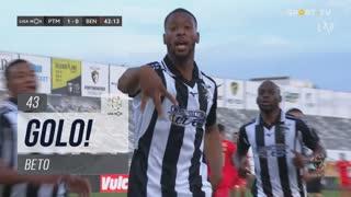 GOLO! Portimonense, Beto aos 43', Portimonense 1-0 SL Benfica
