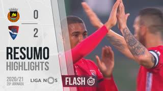 I Liga (25ªJ): Resumo Flash Rio Ave FC 0-2 Gil Vicente FC