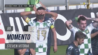 Moreirense FC, Jogada, Steven Vitória aos 89'