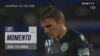 Sporting CP, Jogada, João Palhinha aos 32'