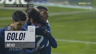 GOLO! FC Porto, Mehdi aos 13', FC Famalicão 0-1 FC Porto