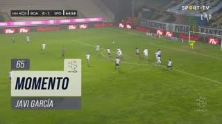 Boavista FC, Jogada, Javi García aos 65'