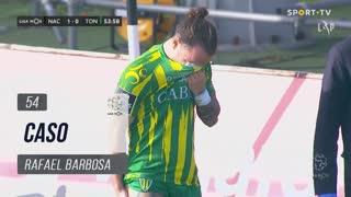 CD Tondela, Caso, Rafael Barbosa aos 54'