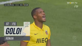 GOLO! Boavista FC, Ronan (p.b.) aos 82', Boavista FC 3-2 Rio Ave FC