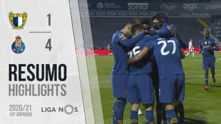 Liga NOS (13ªJ): Resumo FC Famalicão 1-4 FC Porto