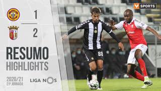 Liga NOS (21ªJ): Resumo CD Nacional 1-2 SC Braga
