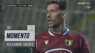 FC Famalicão, Jogada, Alexandre Guedes aos 50'