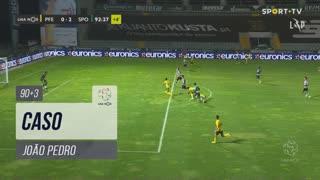 FC P.Ferreira, Caso, João Pedro aos 90'+3'