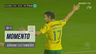 FC P.Ferreira, Jogada, Adriano Castanheira aos 90'+3'