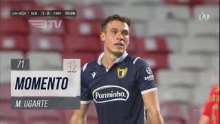 FC Famalicão, Jogada, M. Ugarte aos 71'
