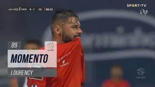 Gil Vicente FC, Jogada, Lourency aos 89'