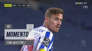 FC Porto, Jogada, Toni Martínez aos 86'