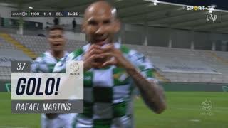GOLO! Moreirense FC, Rafael Martins aos 37', Moreirense FC 2-1 Belenenses SAD