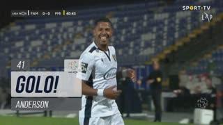 GOLO! FC Famalicão, Anderson aos 41', FC Famalicão 1-0 FC P.Ferreira