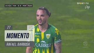 CD Tondela, Jogada, Rafael Barbosa aos 77'