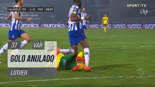 FC P.Ferreira, Golo Anulado, Luther aos 37'