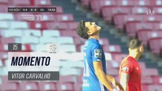 Gil Vicente FC, Jogada, Vitor Carvalho aos 15'