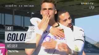 GOLO! FC P.Ferreira, Hélder aos 44', FC P.Ferreira 3-0 Moreirense FC