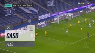 Rio Ave FC, Caso, Pelé aos 21'
