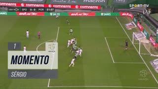 FC Porto, Jogada, Sérgio aos 1'