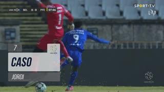 FC P.Ferreira, Caso, Jordi aos 7'