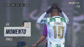 Moreirense FC, Jogada, Pires aos 64'
