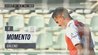 SC Braga, Jogada, Galeno aos 6'