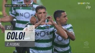 GOLO! Sporting CP, Z. Feddal aos 27', Sporting CP 1-0 Portimonense