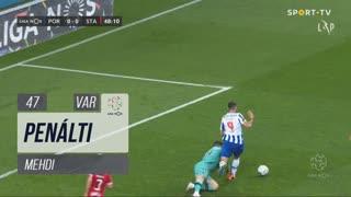FC Porto, Penálti, Mehdi aos 47'