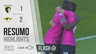 I Liga (32ªJ): Resumo Flash Portimonense 1-2 Moreirense FC