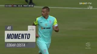 Marítimo M., Jogada, Edgar Costa aos 48'