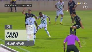Sporting CP, Caso, Pedro Porro aos 61'