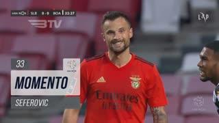 SL Benfica, Jogada, Seferovic aos 33'