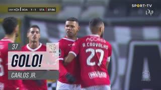 GOLO! Santa Clara, Carlos Jr. aos 37', Boavista FC 1-1 Santa Clara