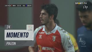 SC Braga, Jogada, Piazon aos 24'