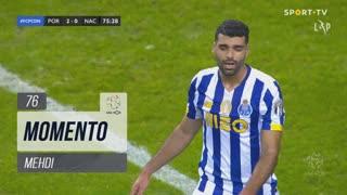 FC Porto, Jogada, Mehdi aos 76'