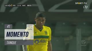 FC P.Ferreira, Jogada, Tanque aos 41'