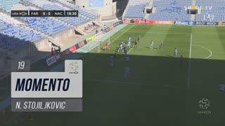 SC Farense, Jogada, N. Stojiljkovic aos 19'