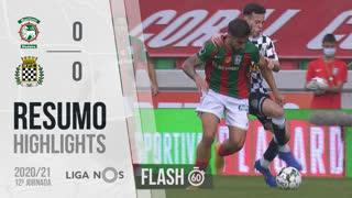 I Liga (12ªJ): Resumo Flash Marítimo M. 0-0 Boavista FC