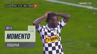 Boavista FC, Jogada, Yusupha aos 90'+4'