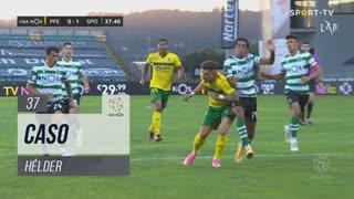 FC P.Ferreira, Caso, Hélder aos 37'