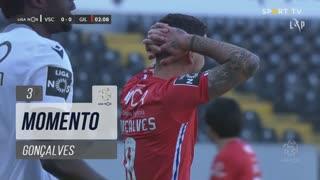 Gil Vicente FC, Jogada, Gonçalves aos 3'