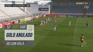 Rio Ave FC, Golo Anulado, Gelson Dala aos 52'