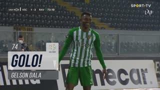 GOLO! Rio Ave FC, Gelson Dala aos 74', Vitória SC 1-3 Rio Ave FC