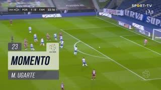 FC Famalicão, Jogada, M. Ugarte aos 23'